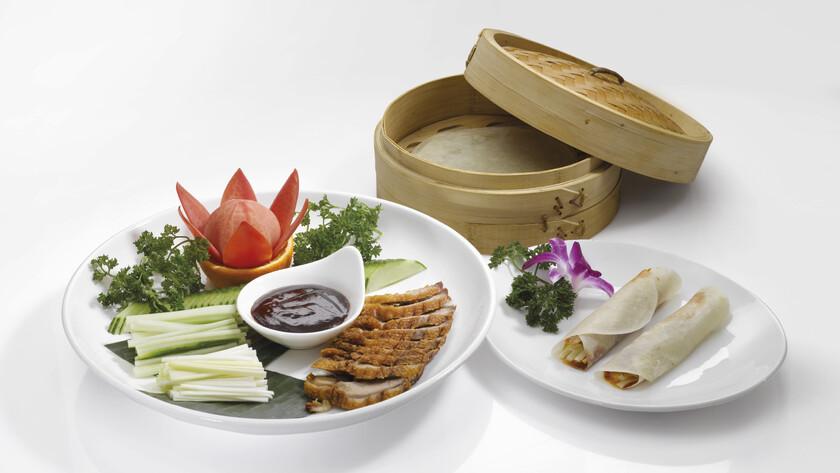 Chinesische, thailändische, japanische Küche   Asiatische Tee ...